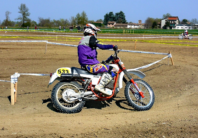 533    BUCHET Philippe  Ktm  Scag Lav.Mombello D5- fino a 250 cc 2/4T