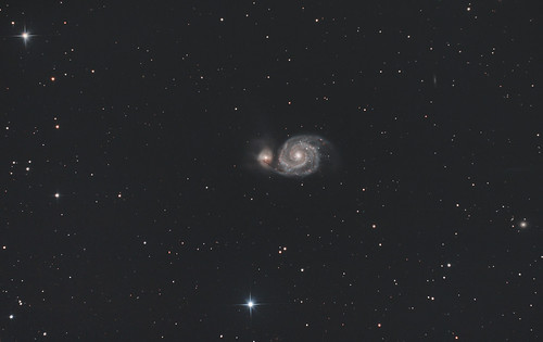 M51 Traitement Siril | by Vlaams59