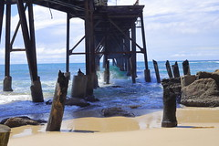 Catherine Hill Bay Jetty