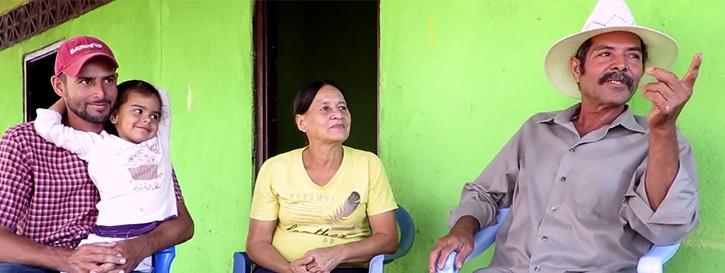 Nicaragua Earth Day 2019_Family