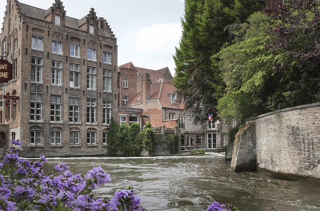 Boat trip - Bruges
