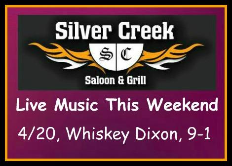 Silver Creek Poster 4-20-19