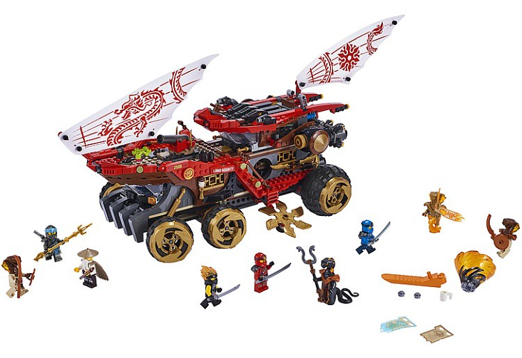 LEGO Ninjago Land Bounty 70677-03