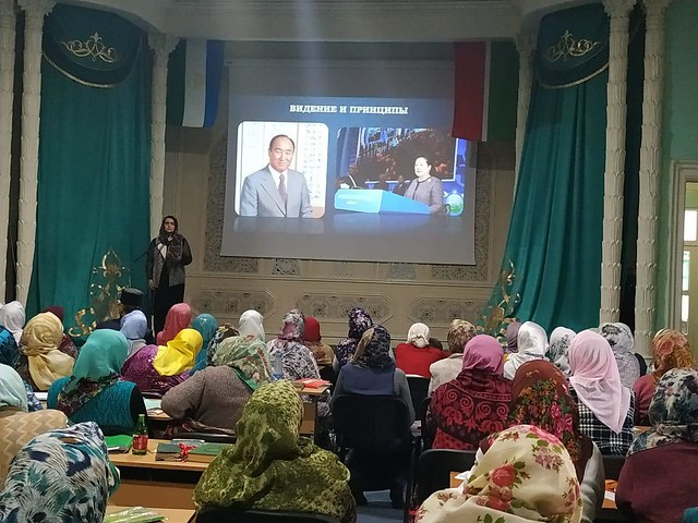 Russia-2019-03-30-Introduction to UPF Given in Russian Mosque
