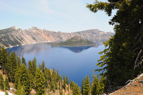 crater lake | by pawprints