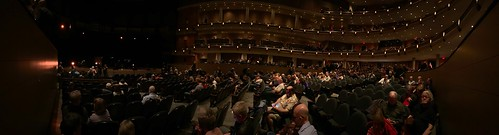 Alan Parsons at Edmonton's beautiful Winspear Centre for Music.
