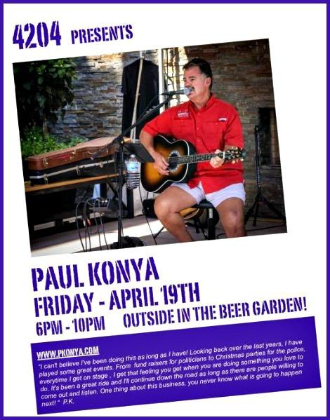 Paul Konya 4-19-19