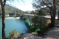 reservoir of Ulldecona-La Senia
