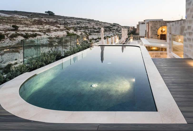 Vakantie Gozo: Cesca Boutique Hotel Xlendi