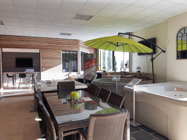 Showroom - Hydro Sud Fontaines en Sologne
