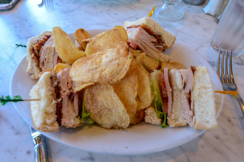 Plaza club sandwich MK