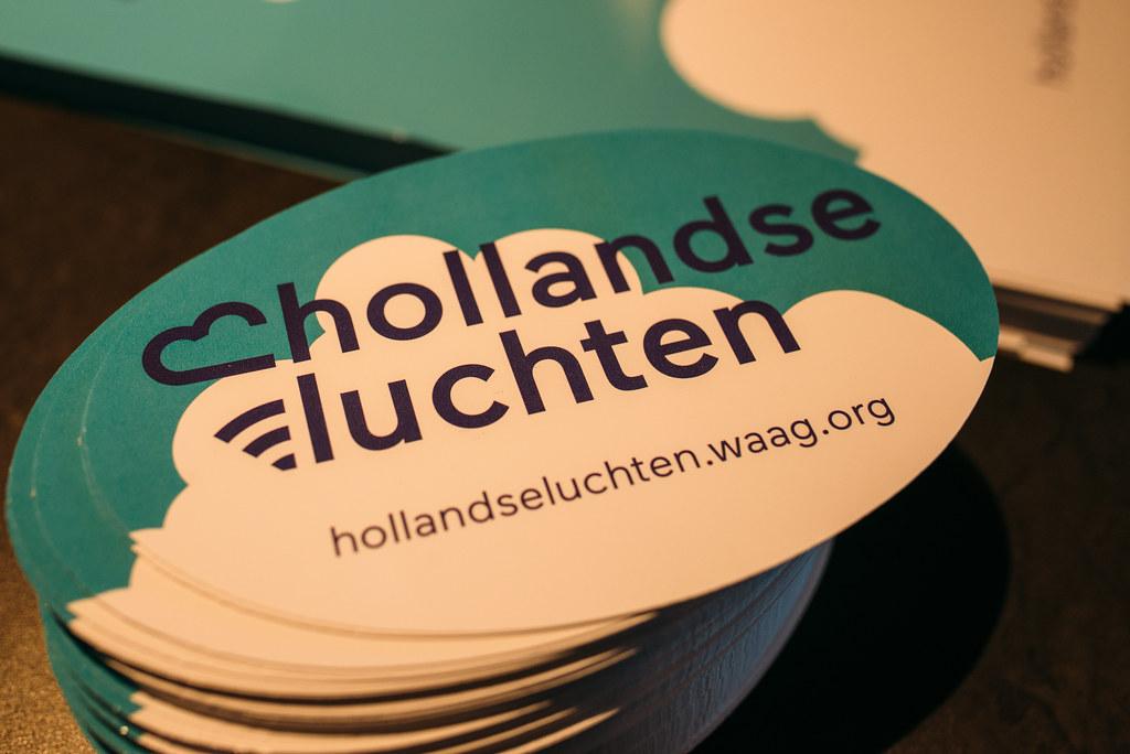 Startbijeenkomst Hollandse Luchten