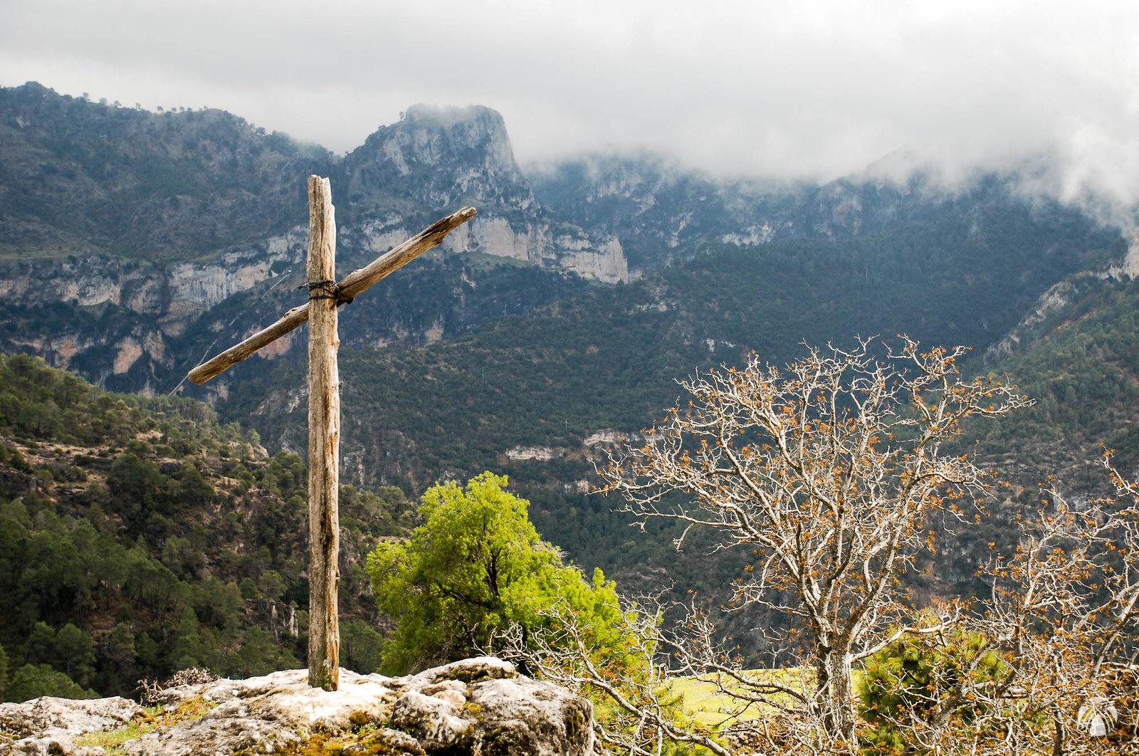 La cruz de los Villares