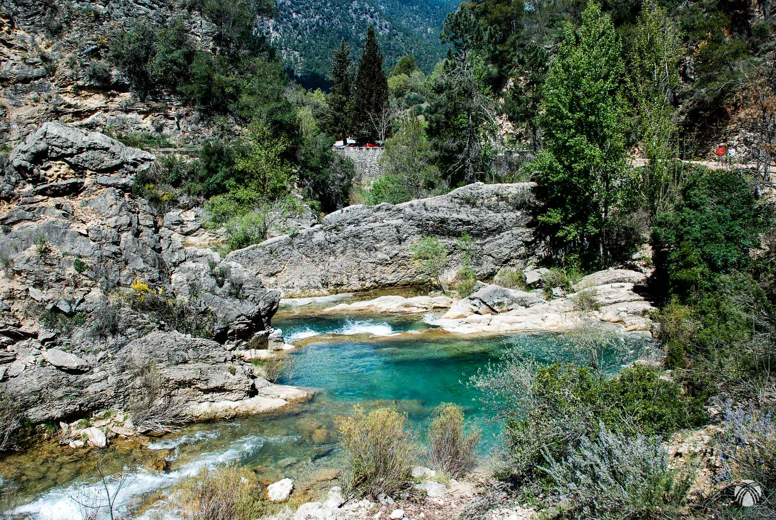 Río Borosa cristalino
