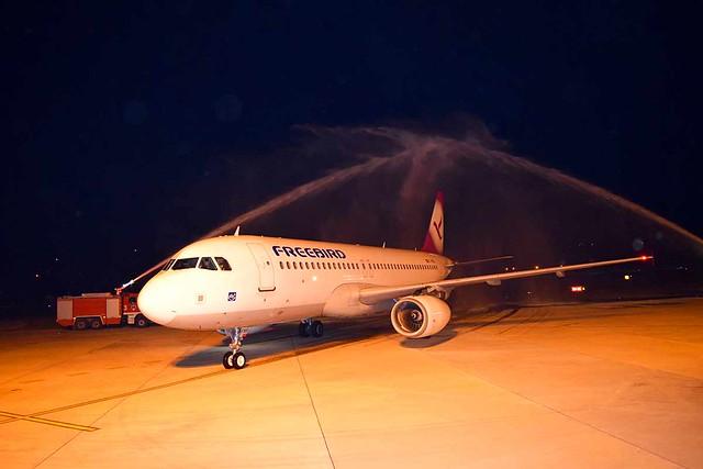 Gazipaşa Havalimanı'nda bir ilk daha
