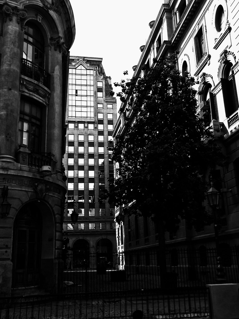 Contraste urbano