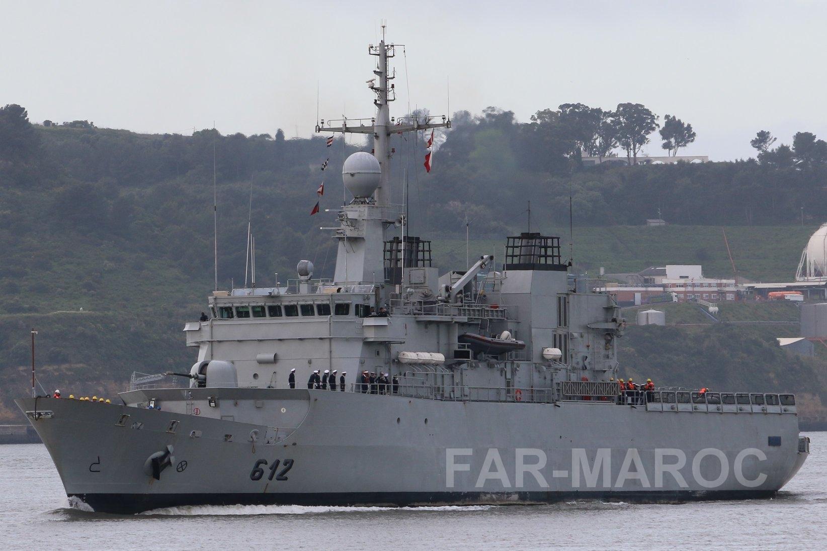 Royal Moroccan Navy Floréal Frigates / Frégates Floréal Marocaines - Page 14 47591904422_fea2697abc_o