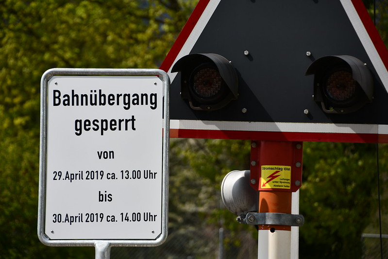 Railsway Sign 19.04.2019