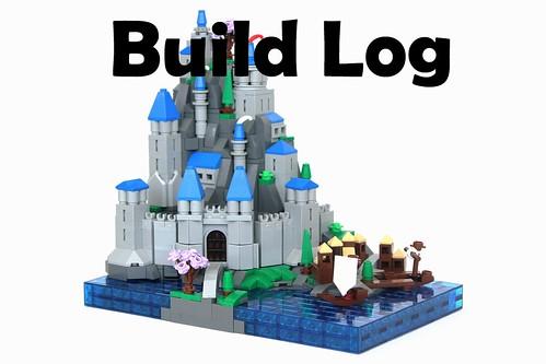 Calbridge Castle: Build Log