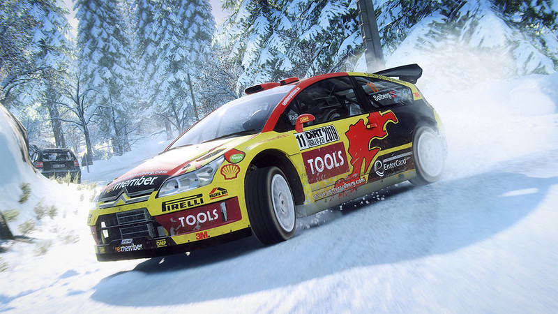 Dirt Rally 2.0 Update V1.3