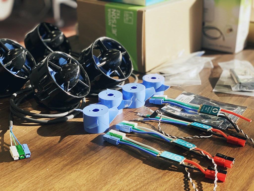 RoboBoat Electronics