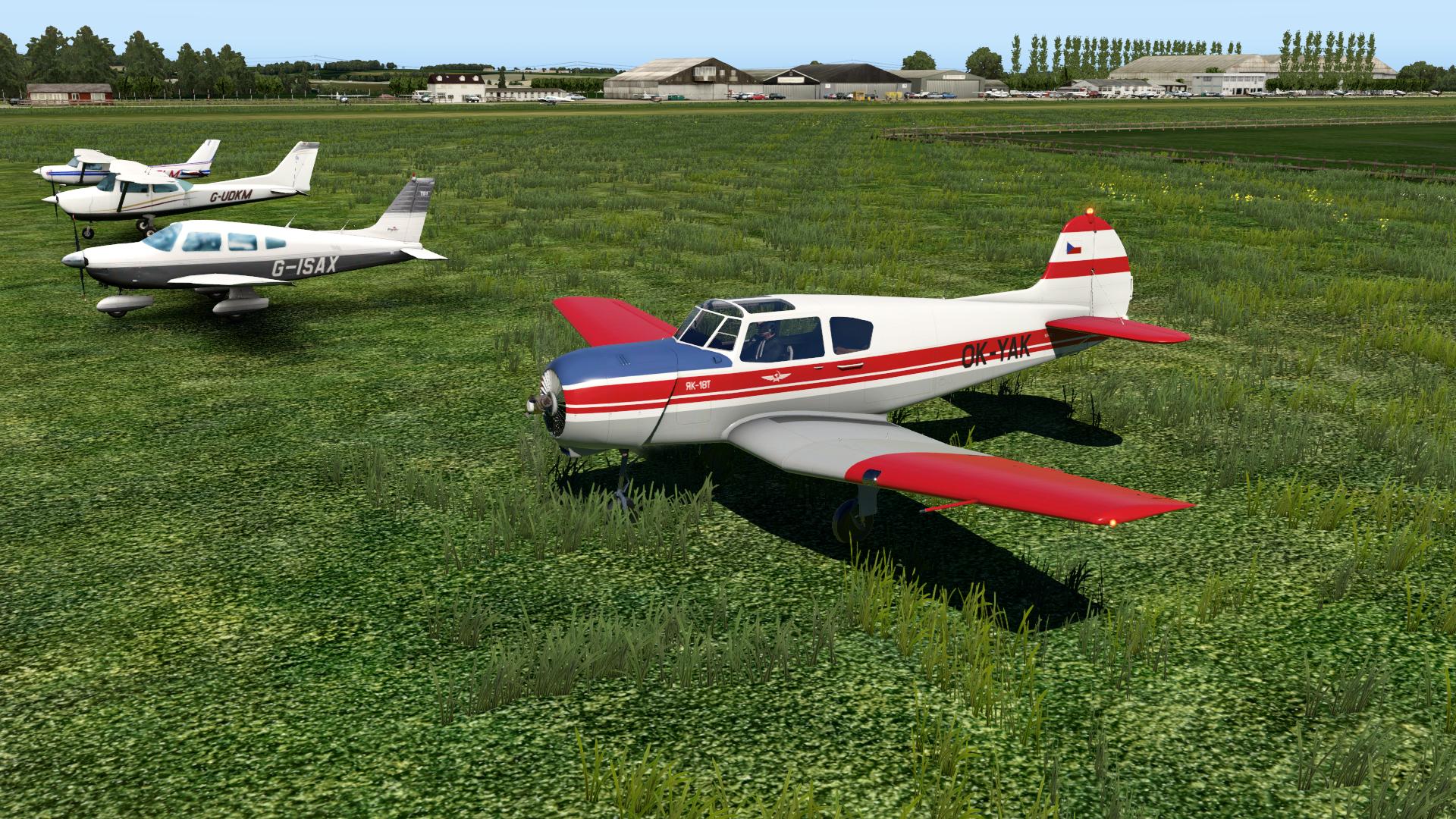 Yakovlev Yak-18T - fantastic freeware!! - Community Screenshots