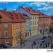 Colourful Prague by coulportste