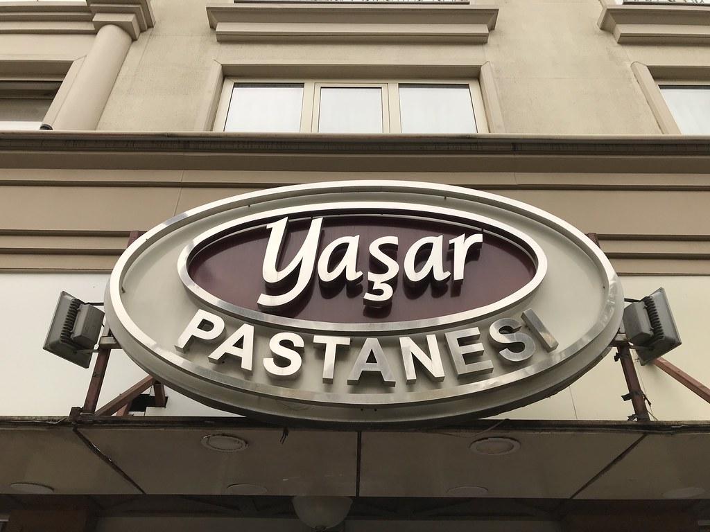 亚夏蛋糕店Yaşar Pastanesi