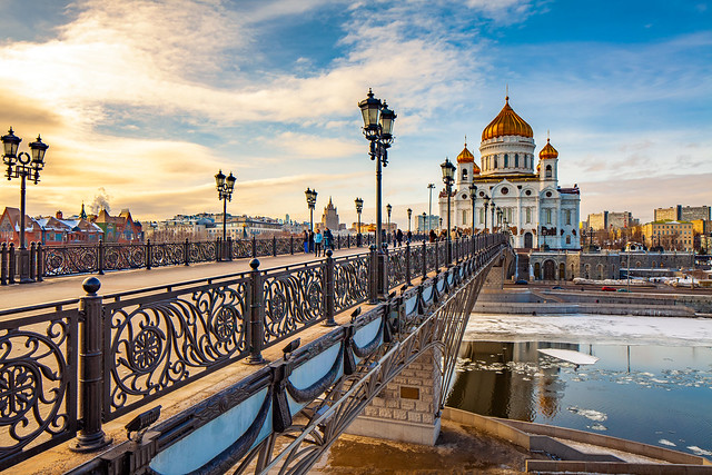 Cathedral of Christ the Saviour (Moscow, Russia)