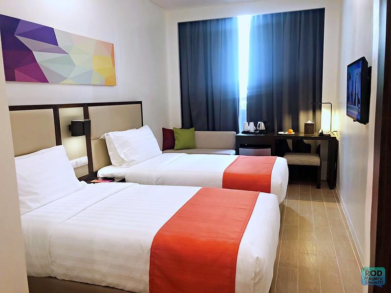 HOTEL LUCKY CHINATOWN 19 RODMAGARU