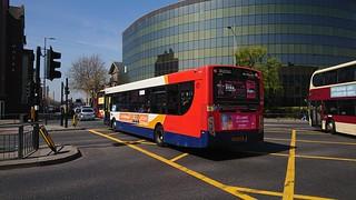 Stagecoach North East Alexander Dennis Enviro 300 27795 FX12 BNA