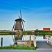 Kinderdijk - Polder
