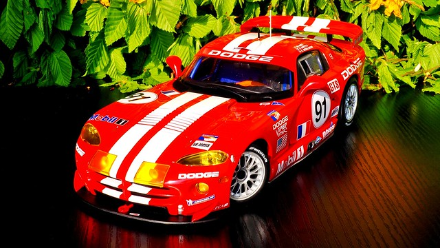Dodge Viper Race Car