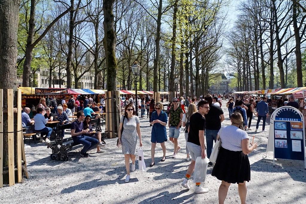 Paasmarkt Lange Voorhout