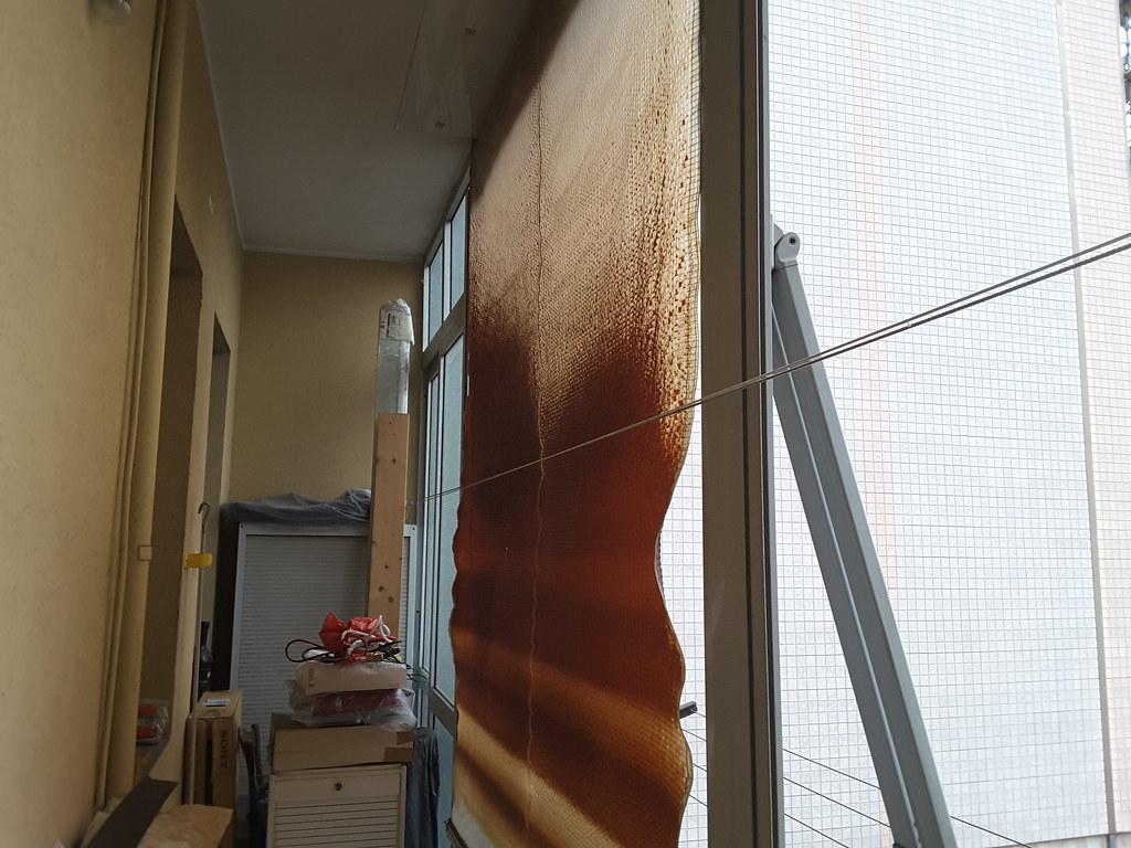 Tessuto tenda veranda vinitex da cambiare