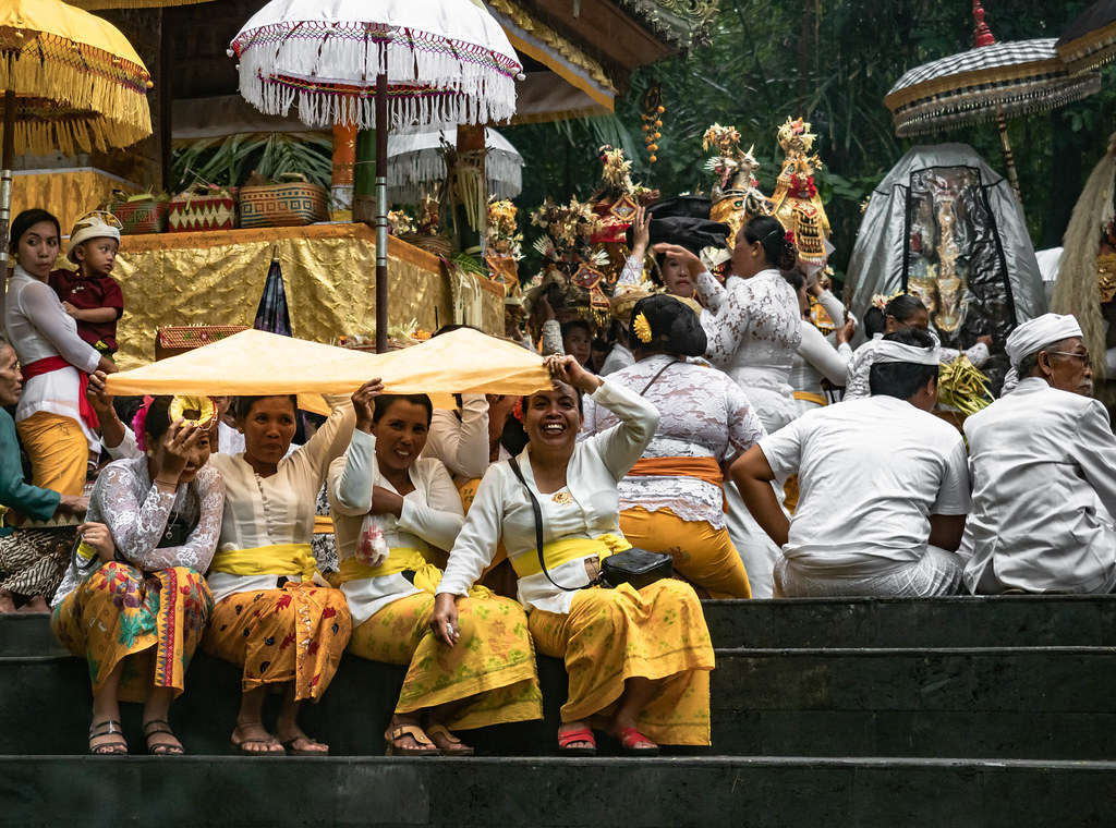 bali seremonia
