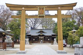 福島稲荷神社 Fukushima Inari-jinja Shrine