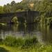 Puente románico de Allaríz (Orense)