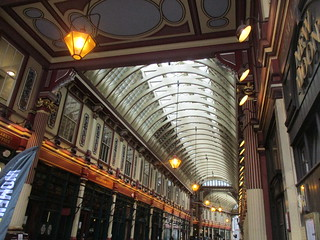 Leadenhall Market | by louisejaynemunton