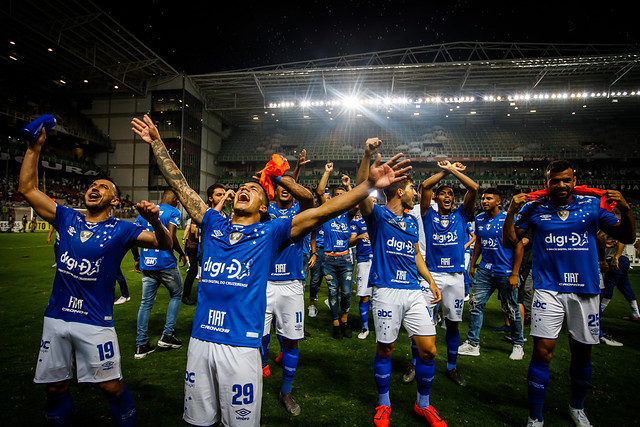BELO HORIZONTE / BRASIL (20.04.2019) Atl. Mineiro x Cruzeiro