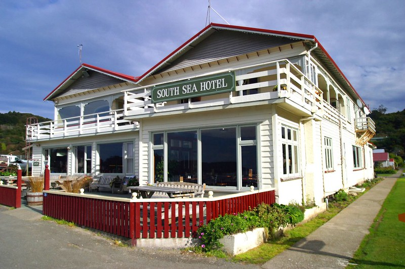 Stewart Island things to do - South sea Hotel Stewart Island