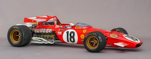 1971 Ferrari 312B 10-2-2