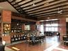 中山林遊客中心賣店(荳咖啡室)咖啡室內部