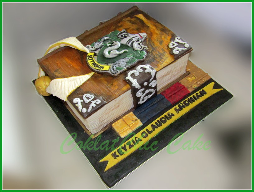 Cake Harry Potter KEYZIA 18 cm