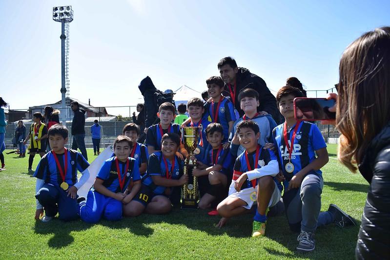 Premiación Champions Cup 2019