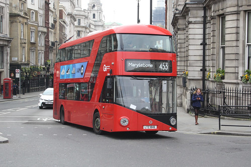 Go-Ahead London LT846 LTZ1846
