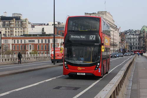 Go-Ahead London EH225 YX18KYY