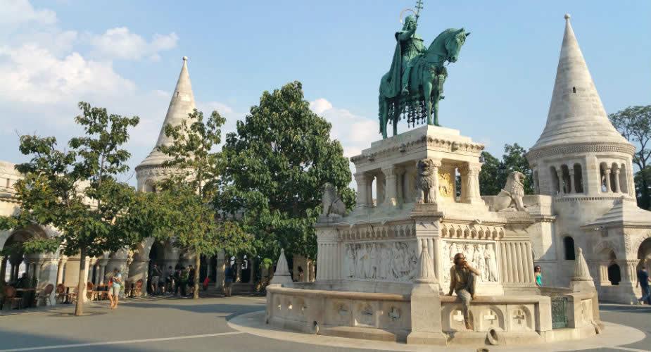 Bezienswaardigheden Boedapest: Vissersbastion | Mooistestedentrips.nl