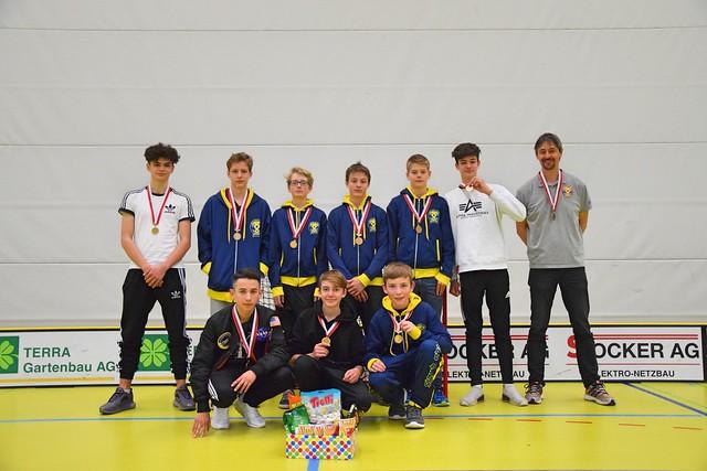 B-Junioren Finalrunde in Pfäffikon 2019