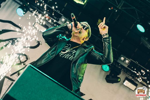 13/04/19 Hollywood Undead @ A2 СПб